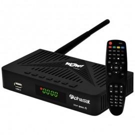 Receptor Alphasat Wow - Bluetooth IKS / SKS – ACM