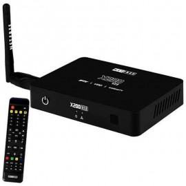 Receptor Net Free X-200 V2 HD Wi-Fi Cabo