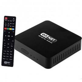 RECEPTOR GONET N1 HD Wi-Fi CABO E SATELITE